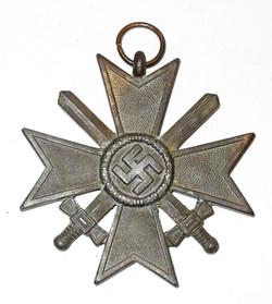 German War Merit Cross with Swords