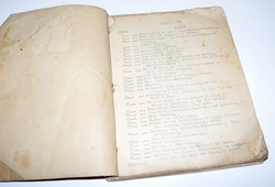 RAF Standard Notes from RAF School of Firefighting