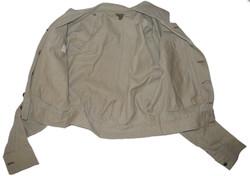 RAAF Khaki Dress jacket cut down to battle dress