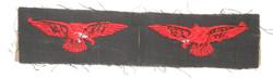 RAF KD shoulder eagles