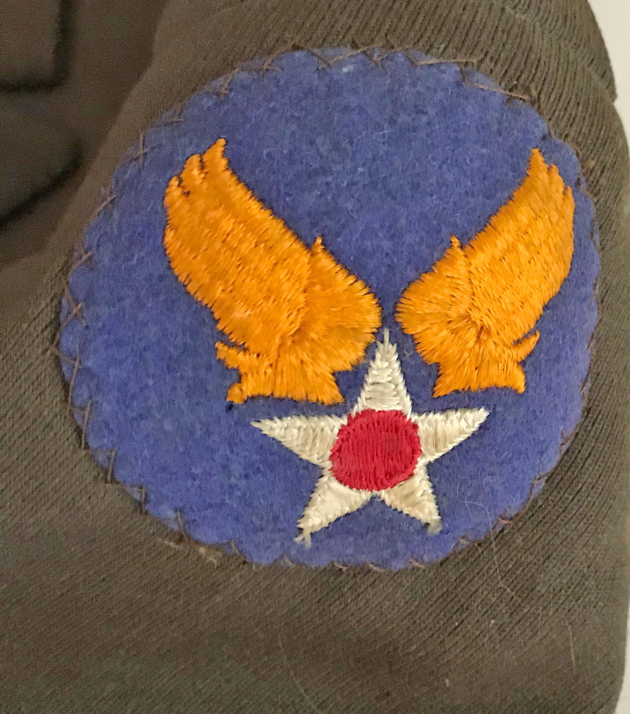 AAF Glider Pilot / Troop Carrier 4-pocket tunic