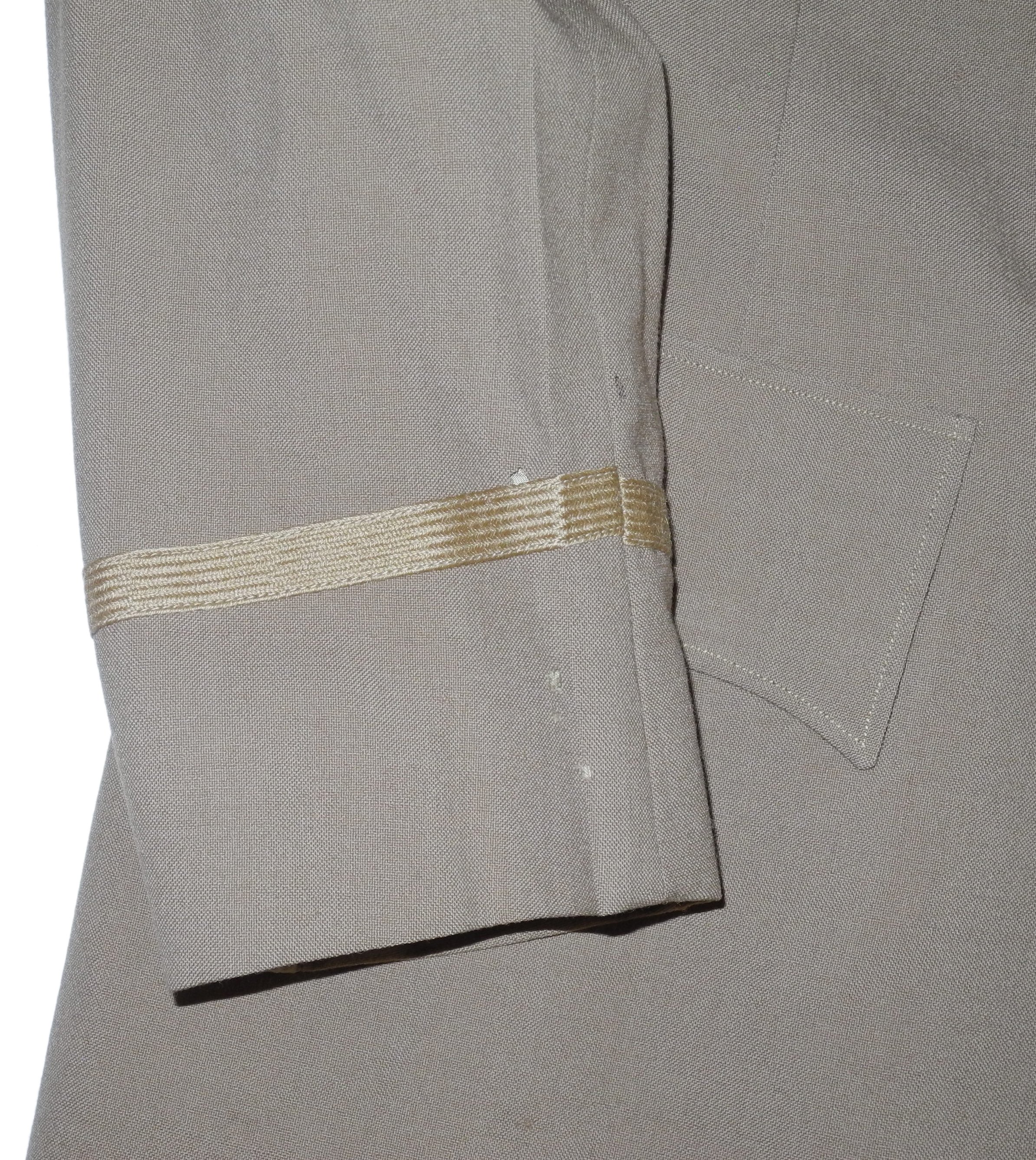 AAF ATC officer's summer 4-pocket tunic3