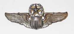 AAF Command Pilot wings by A.E. Co