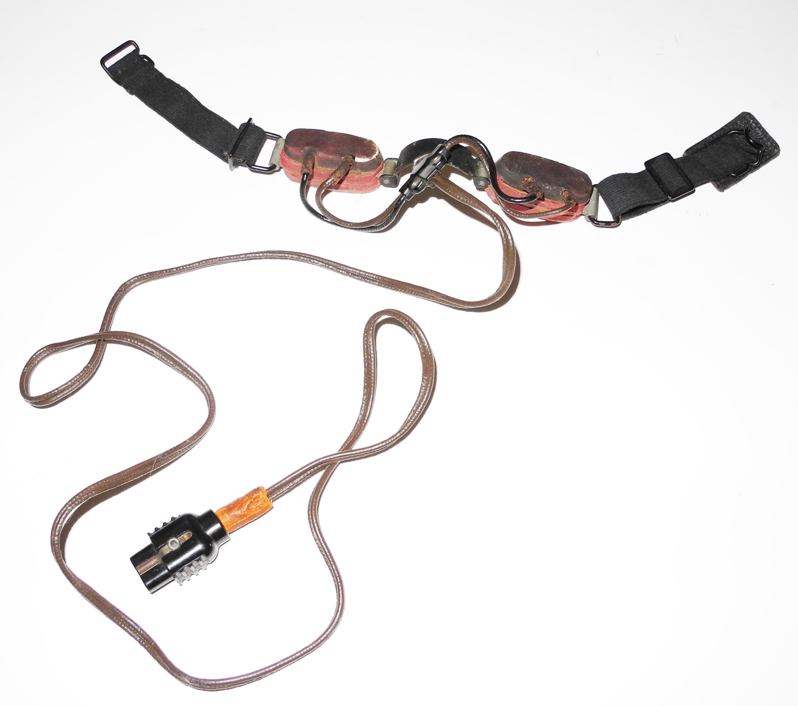 FAA throat microphone $175