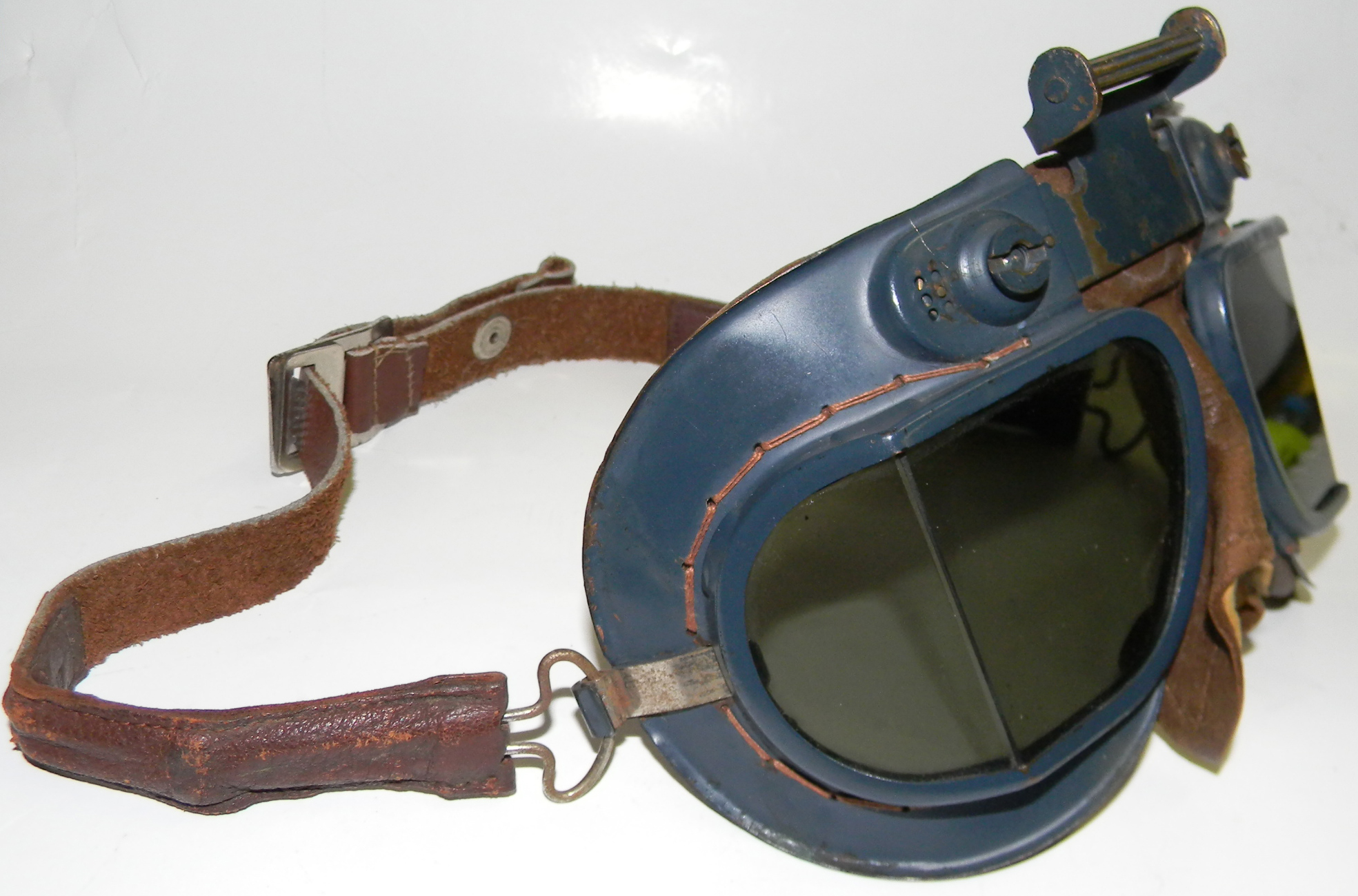 RAF Mk VII with leather strap