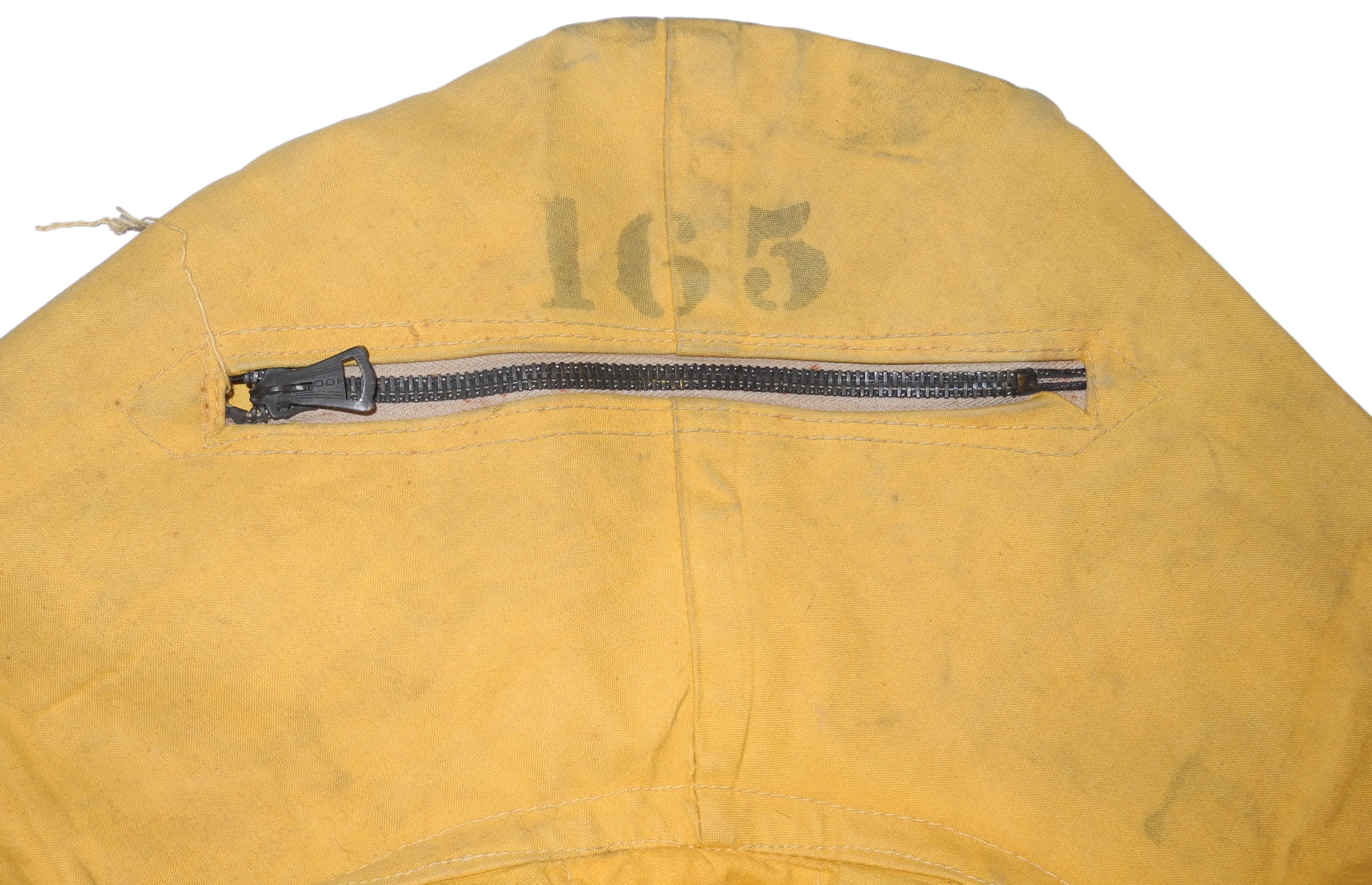 "RCAF 1932 Pattern Life Vest ""Mae West""2"