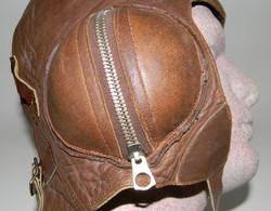 RCAF B type zip-war helmet