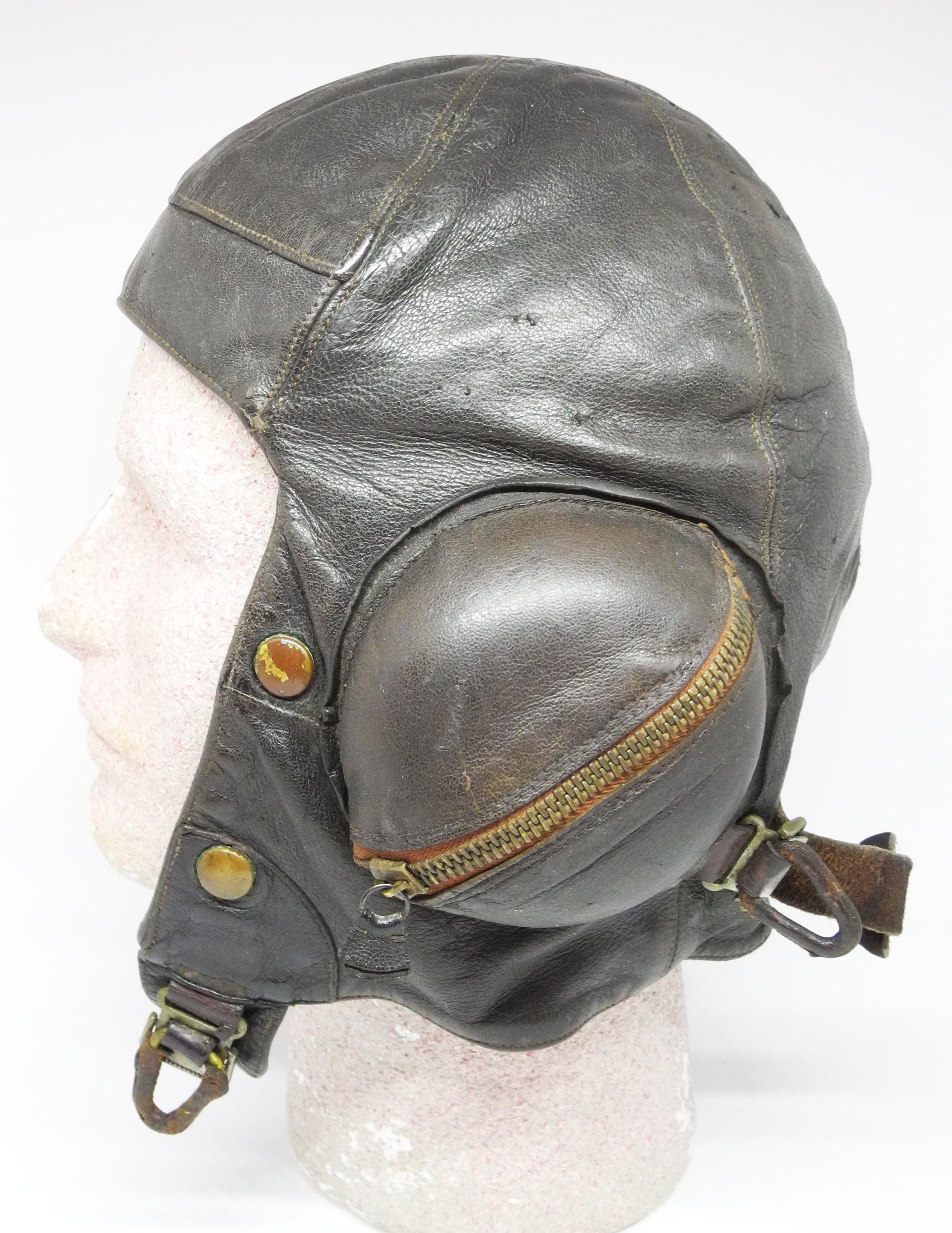 RAF Type B helmet dated 1939