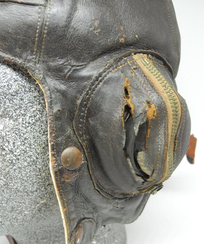 RAF Type B helmet 1937 needs restorationN6610