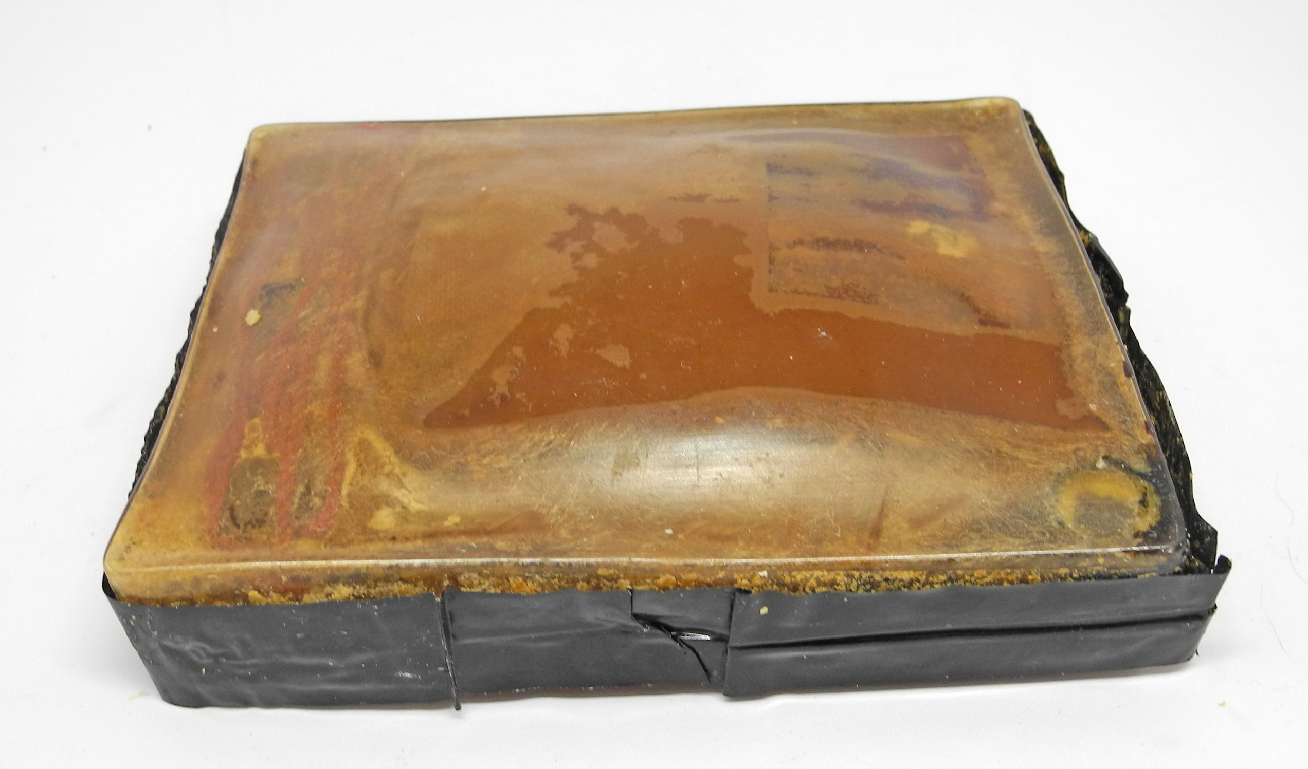 RAF escape box dated 2/44