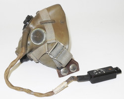 RARE Wartime dated RAF Type H oxygen mask