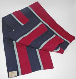 RAF officer's wool scarf