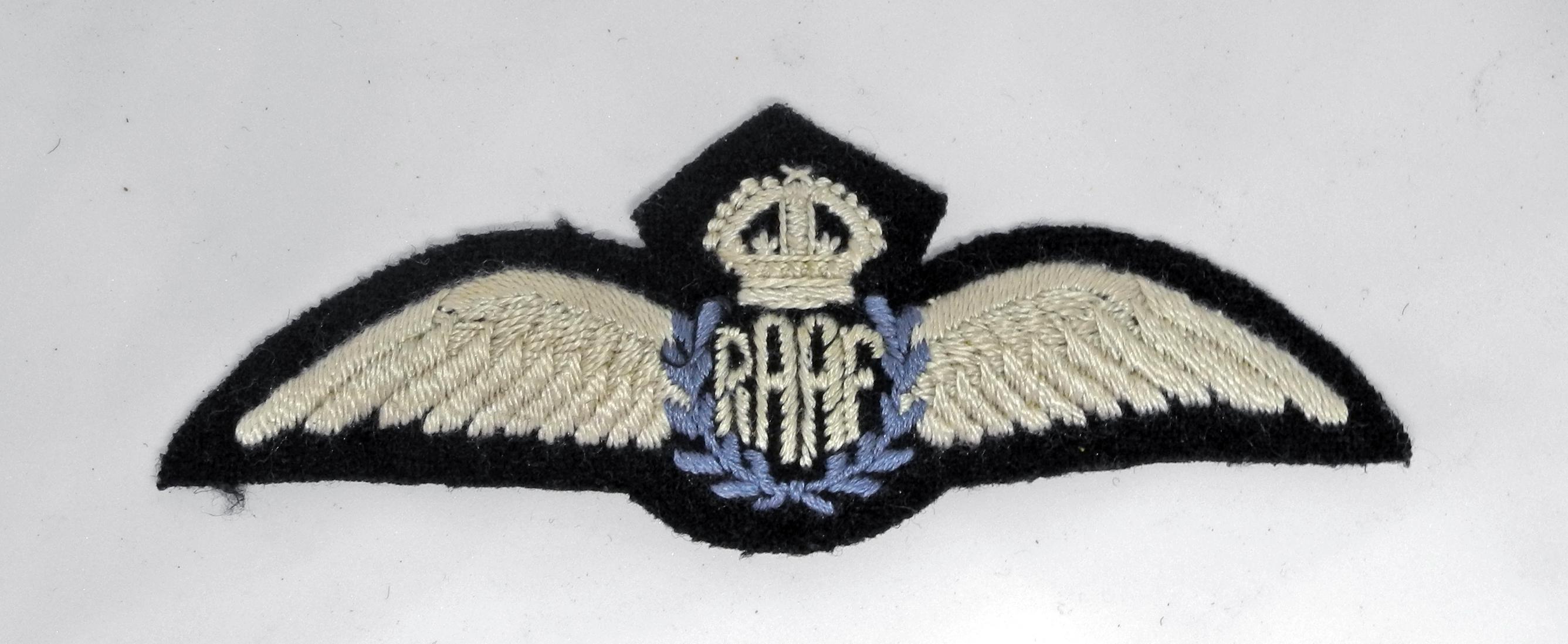 RAAF pilot wing