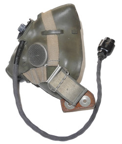 RAF Type H oxygen mask 1965 dated