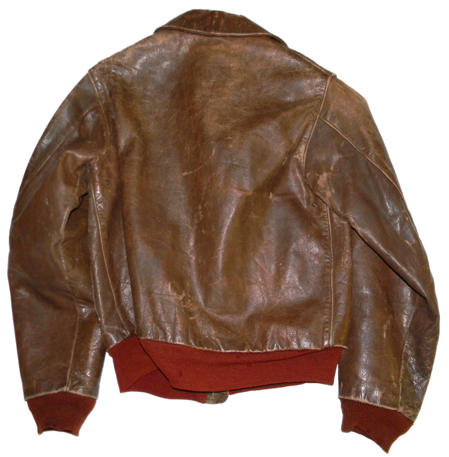 AAF Airborne Troop pilot A-2 jacket