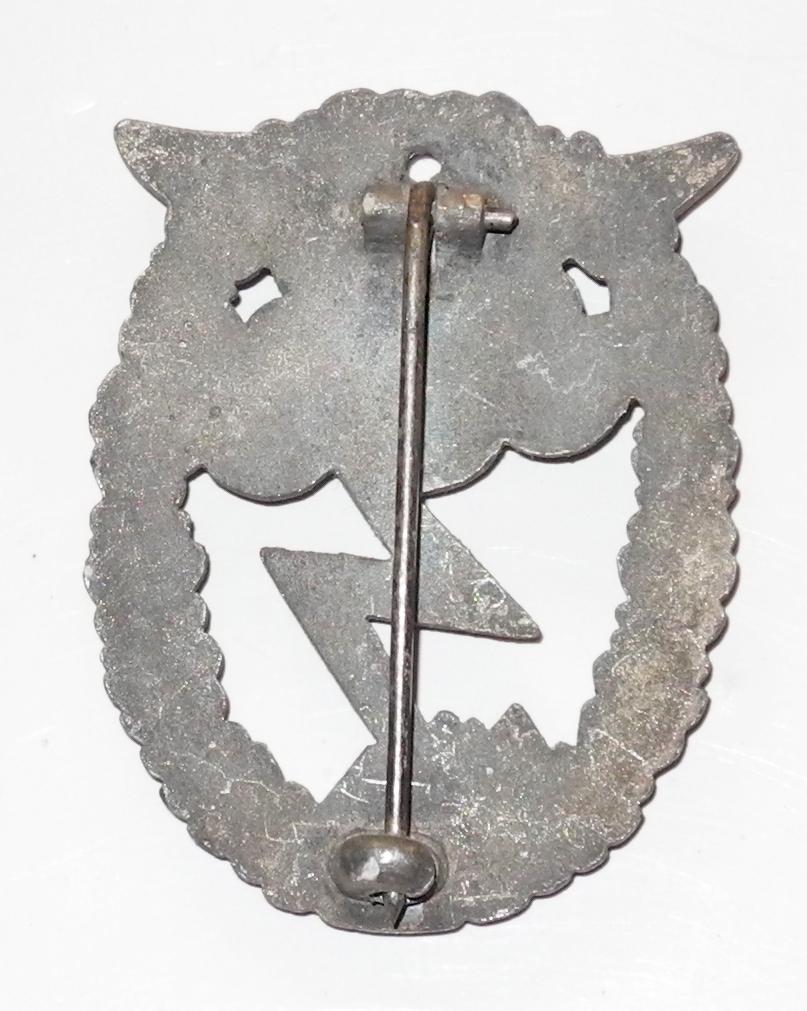 Late War Luftwaffe ground assault badge