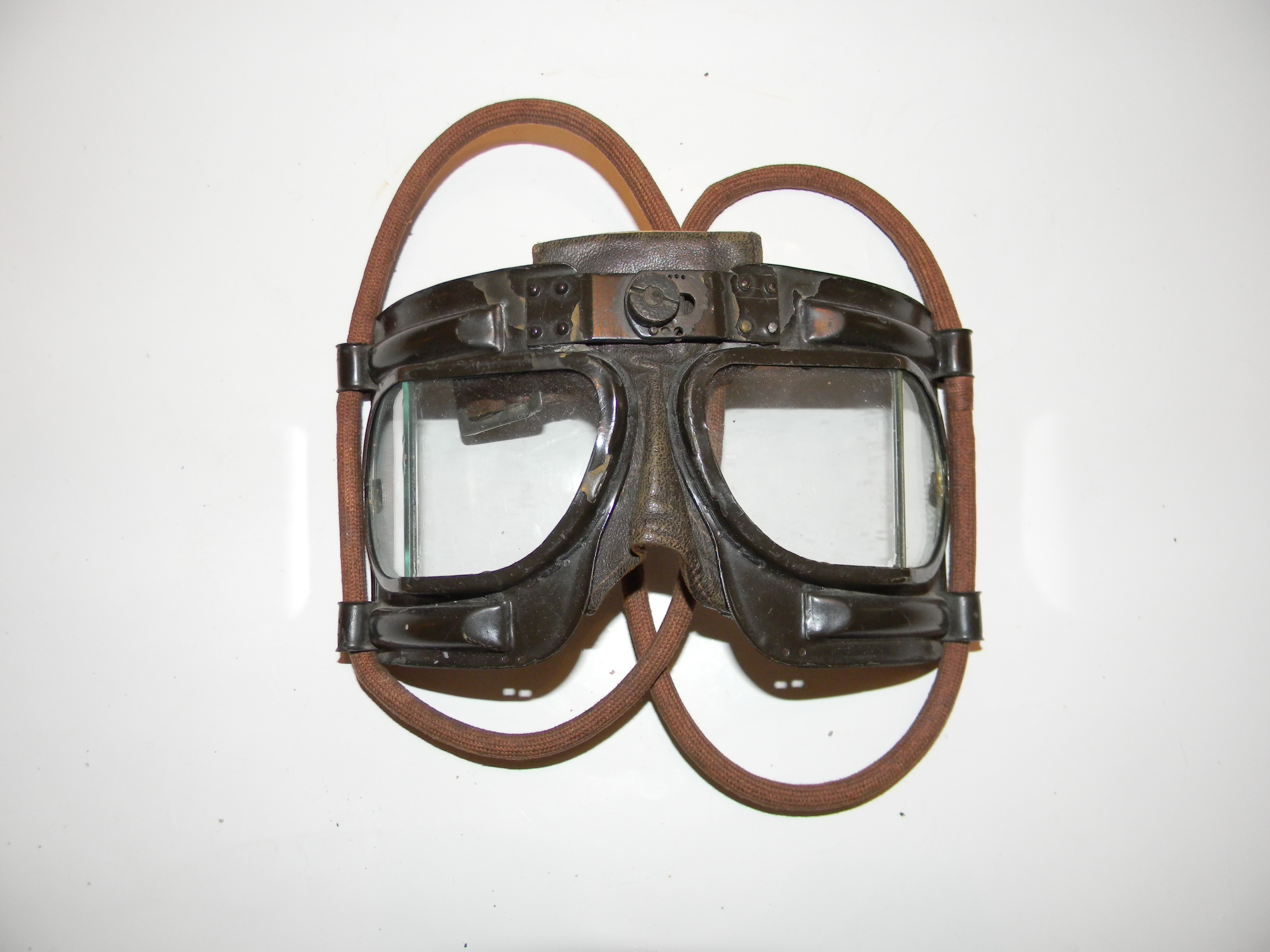 RAF Mk IVB goggles (modified)