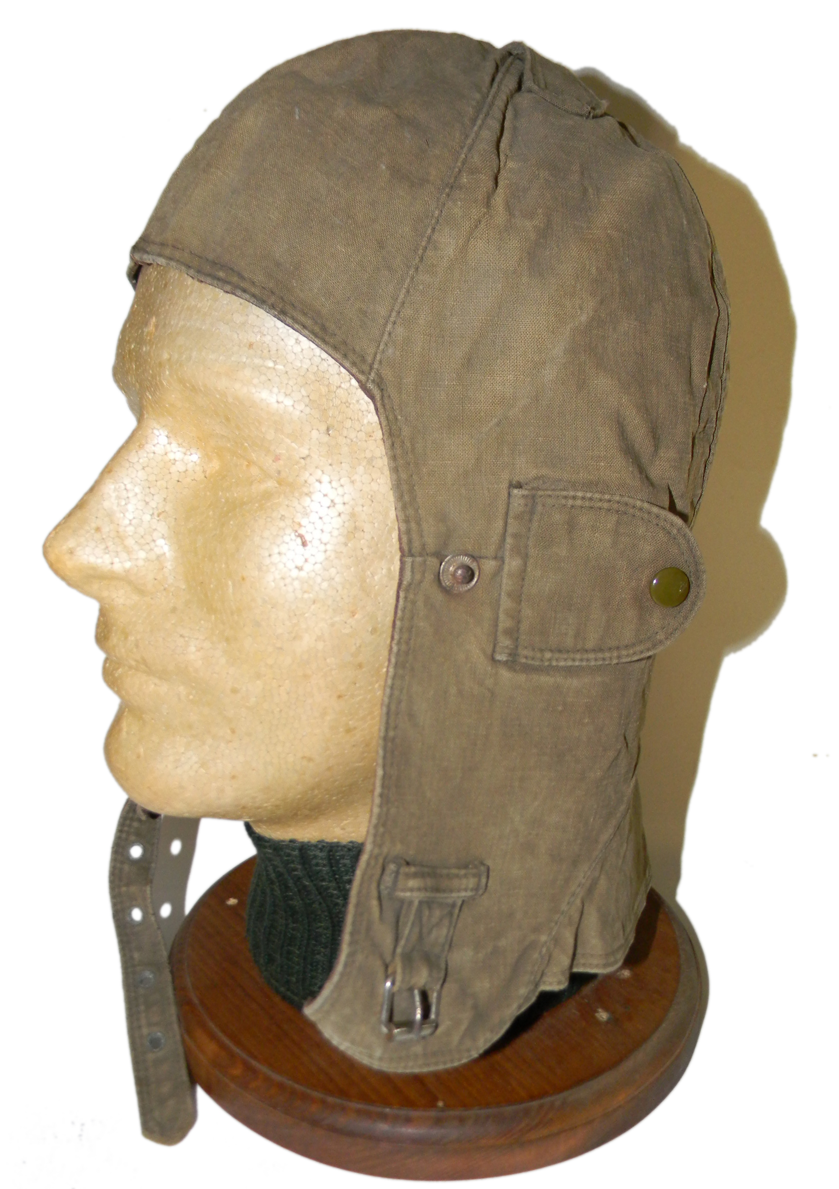 WW German flying helmet