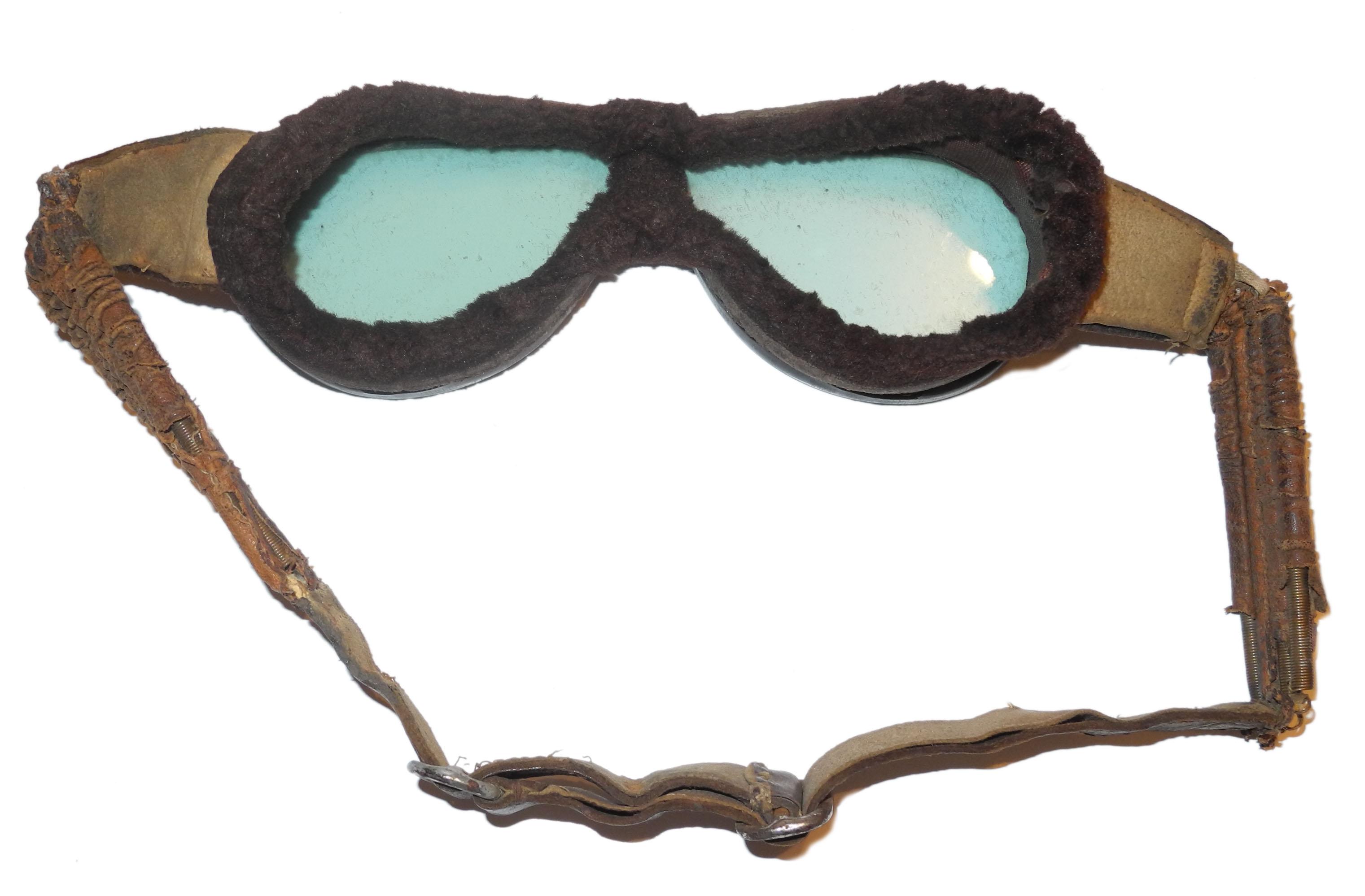 RAF Mk II flying goggles
