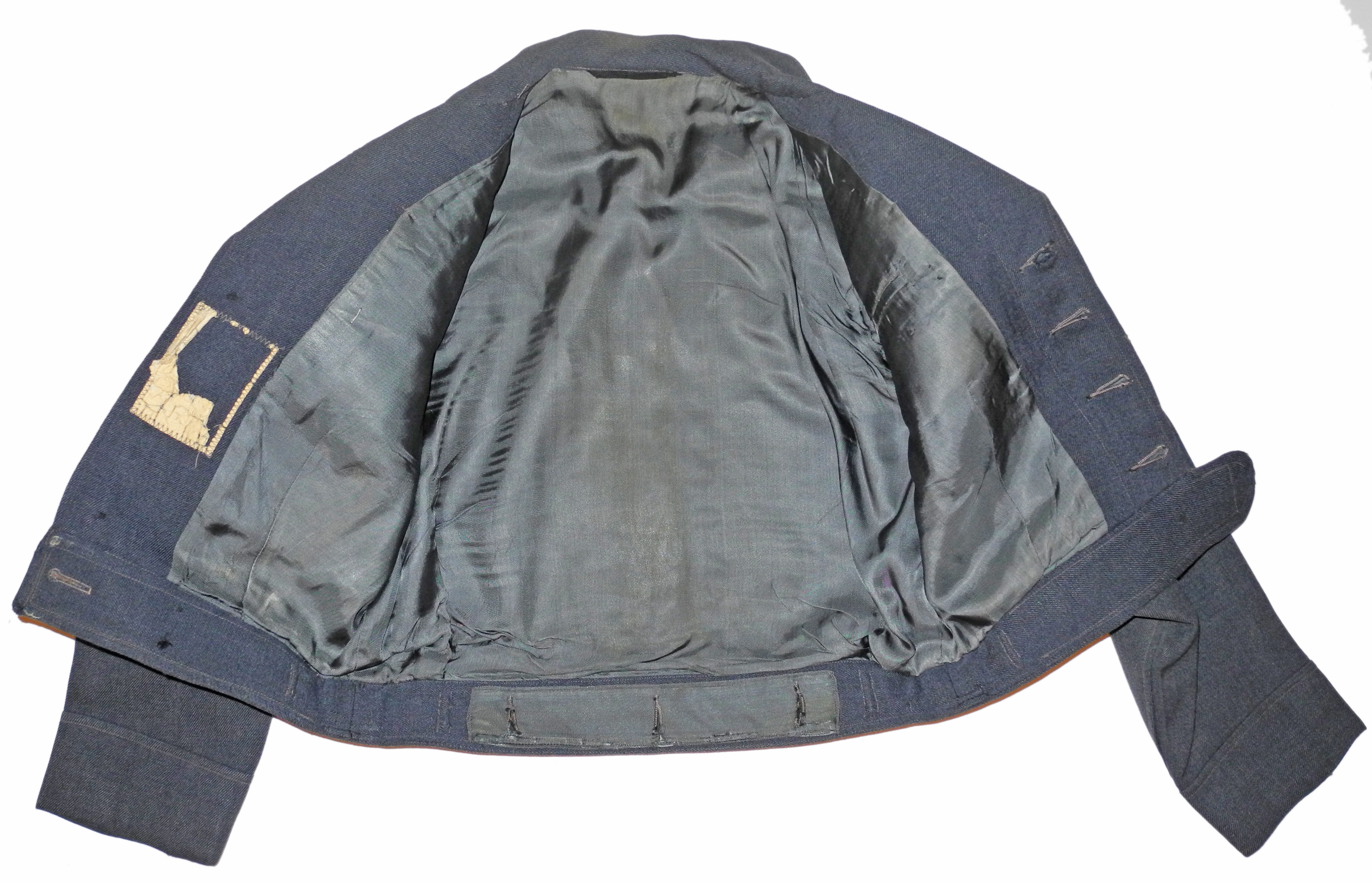 Late 1940s RCAF battle-dress blouse