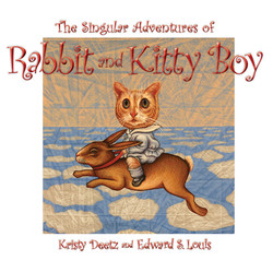Rabbit&KittyBoy-front