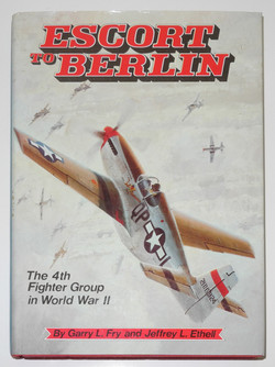 Escort to Berlin signed by 2