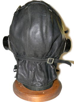 USSR flying helmet with receivers