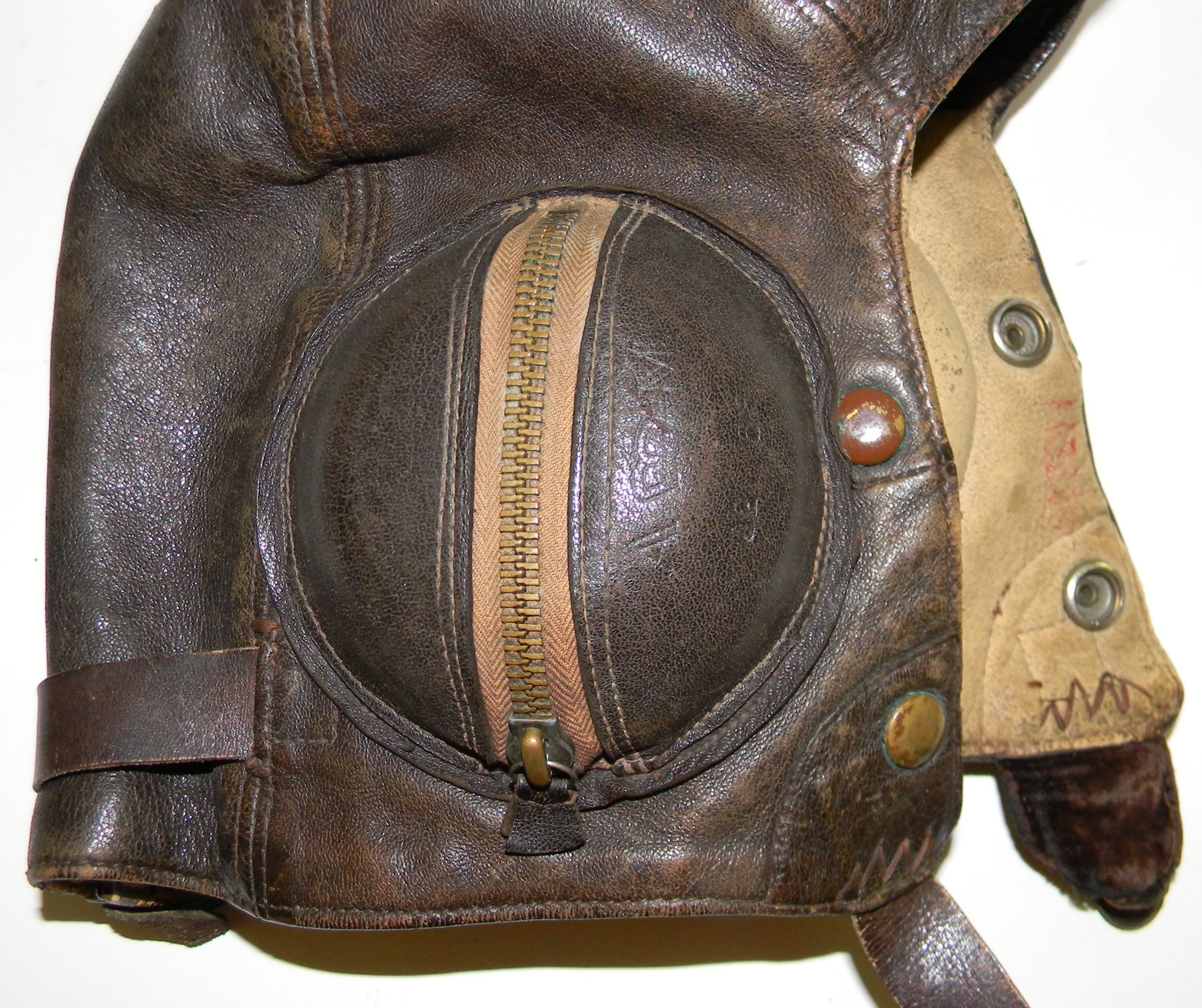 RAF Type B flying helmet
