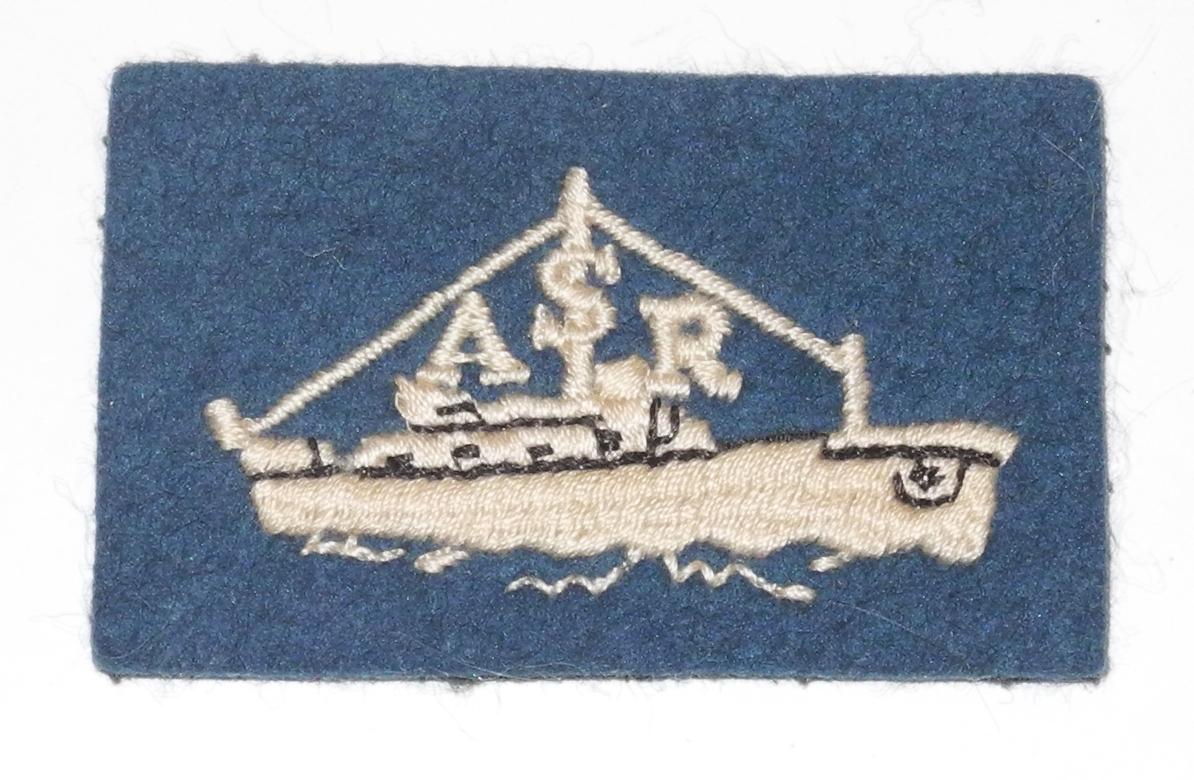 RAF Air Sea Rescue sleeve badge