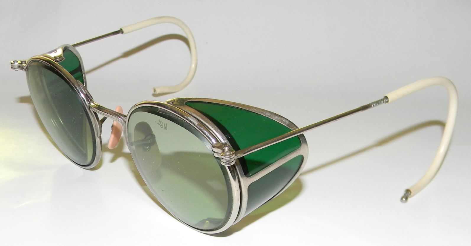 WWII era A/O safety Goggles