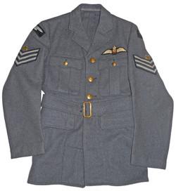 RAF Flight Sergeant pilot's SD tunic dated 1941.