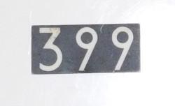 RAF Ops Room raid plotting block tile 399