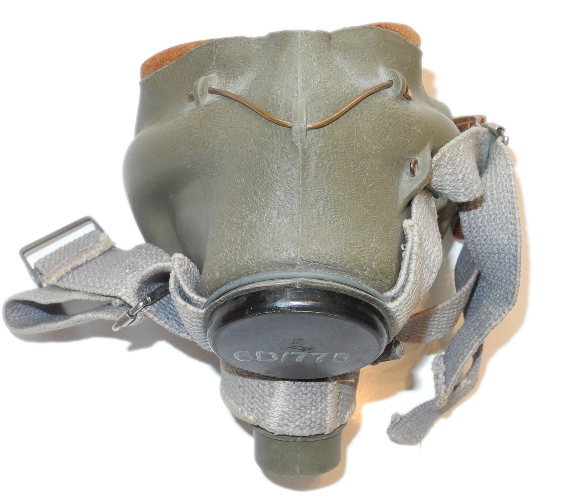 RAF G mask unissued