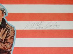 Jimmy Doolittle signed booklet