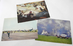 Battle of Britain movie postcards