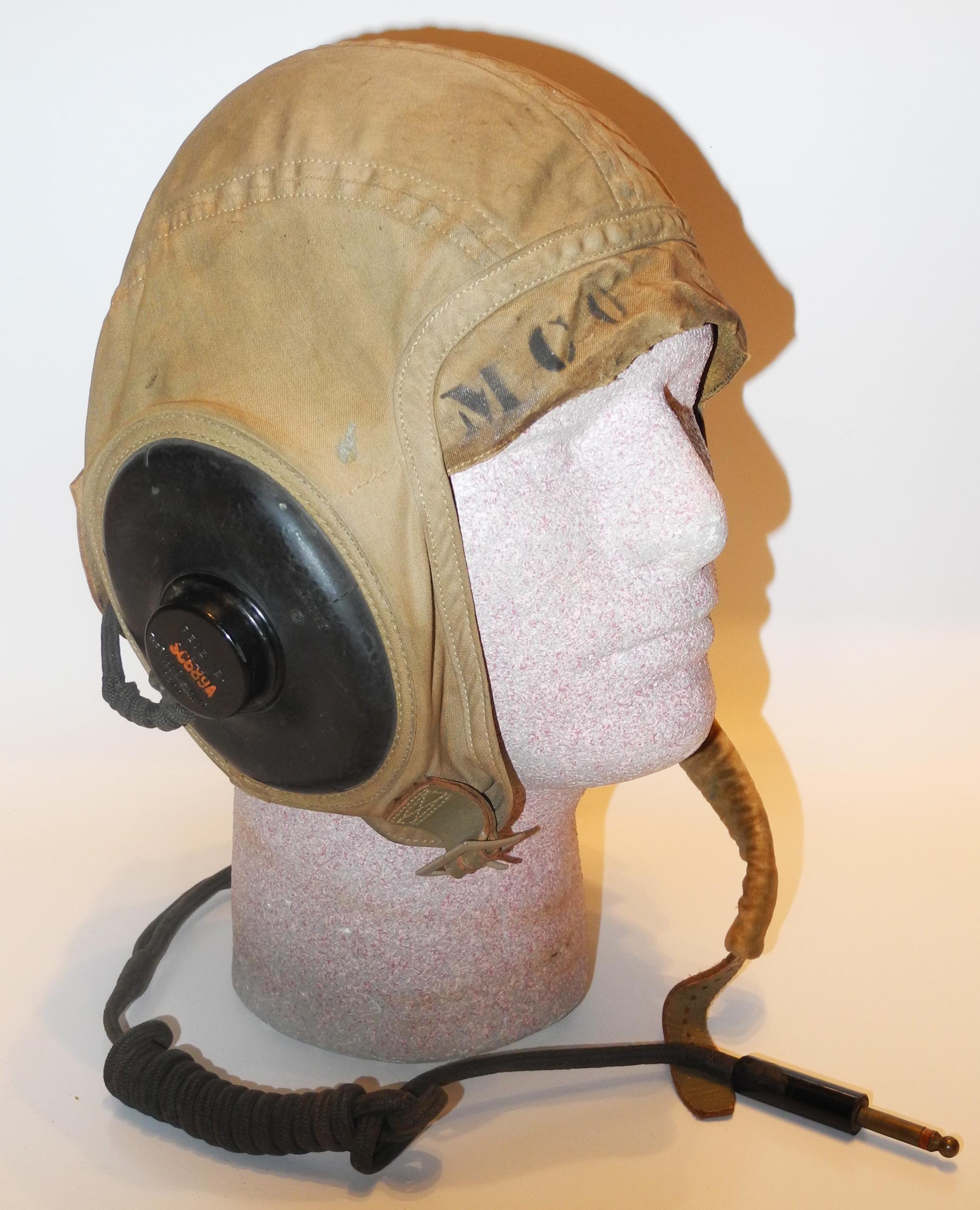 USN AN6540 summer flight helmet