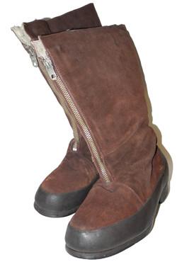RAF 1940 pattern boots size 7