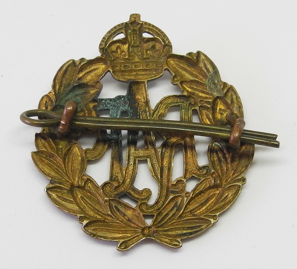 RAF other ranks caps badge