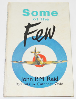 RAF sketches by Cuthbert Orde