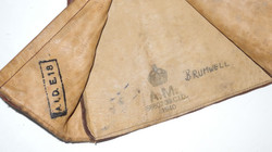 RAF 1933 pattern flying gauntlets, named with history