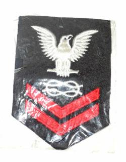 WWII USN sleeve badge 1