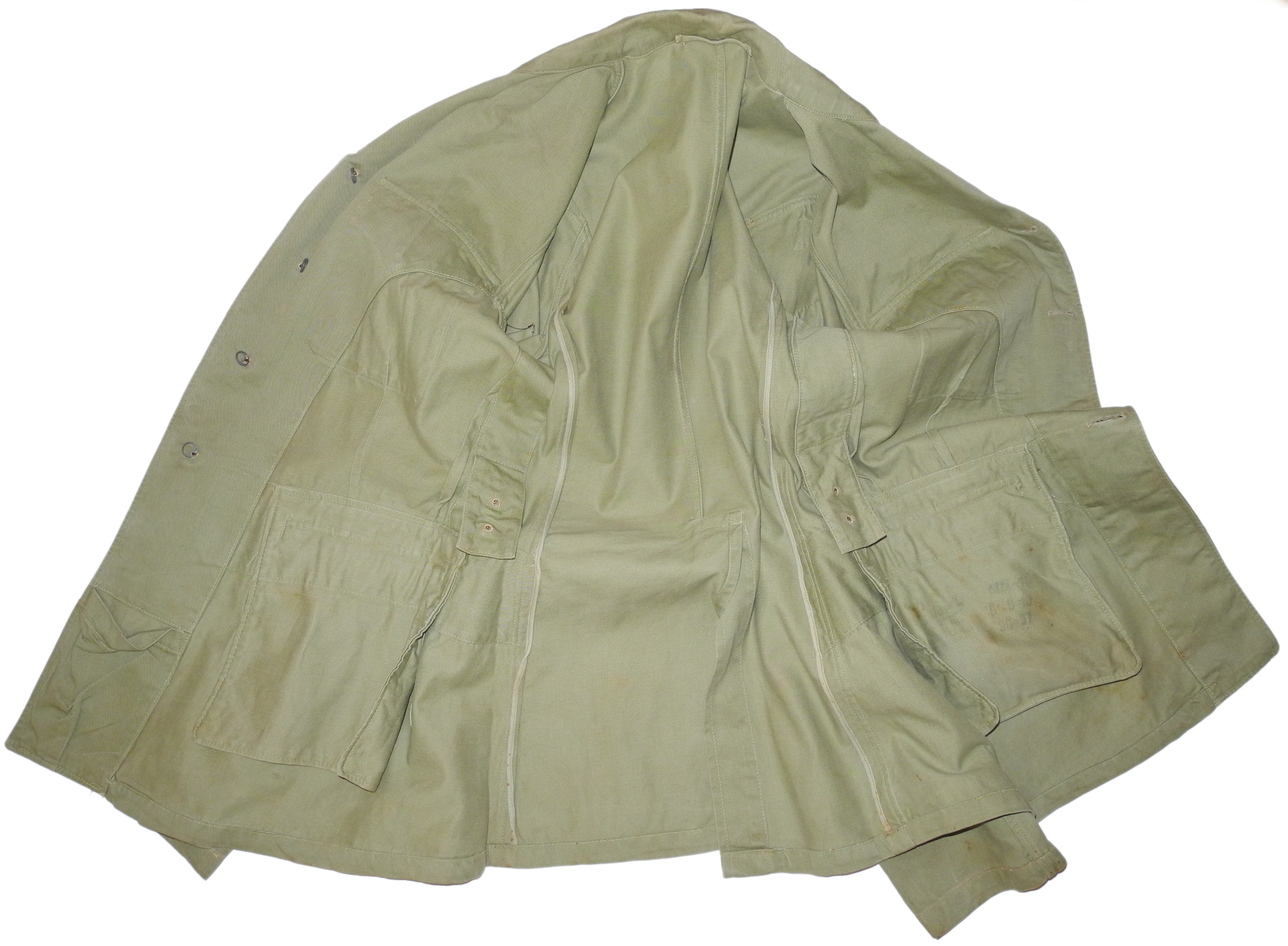 RCAF Khaki Dress jacket for Flight Sergeant
