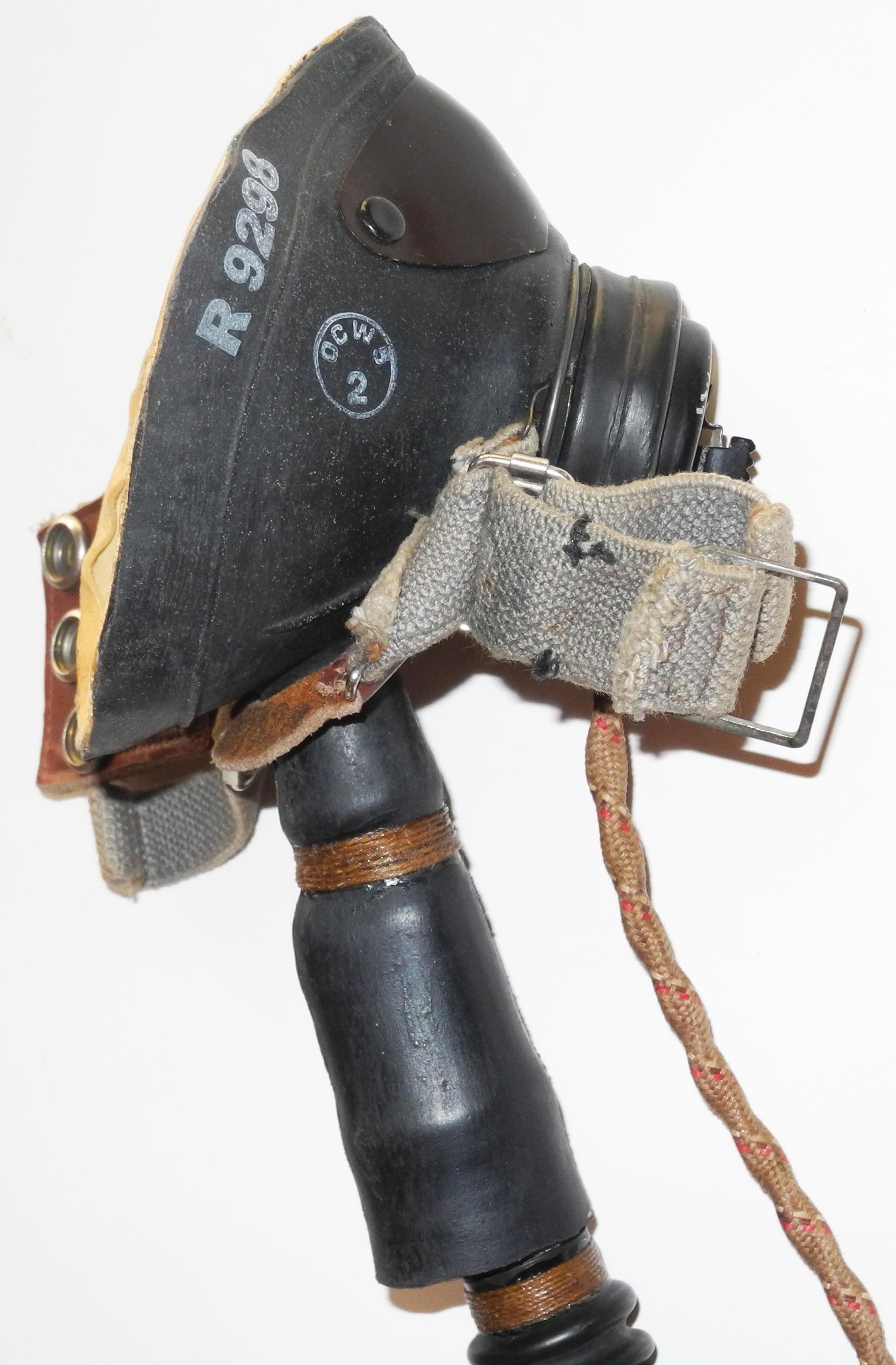 SEFTON copy RAF Type E* mask with hose