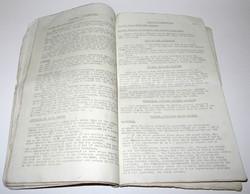 RAF Flight Engineer's training manual on carburettors.