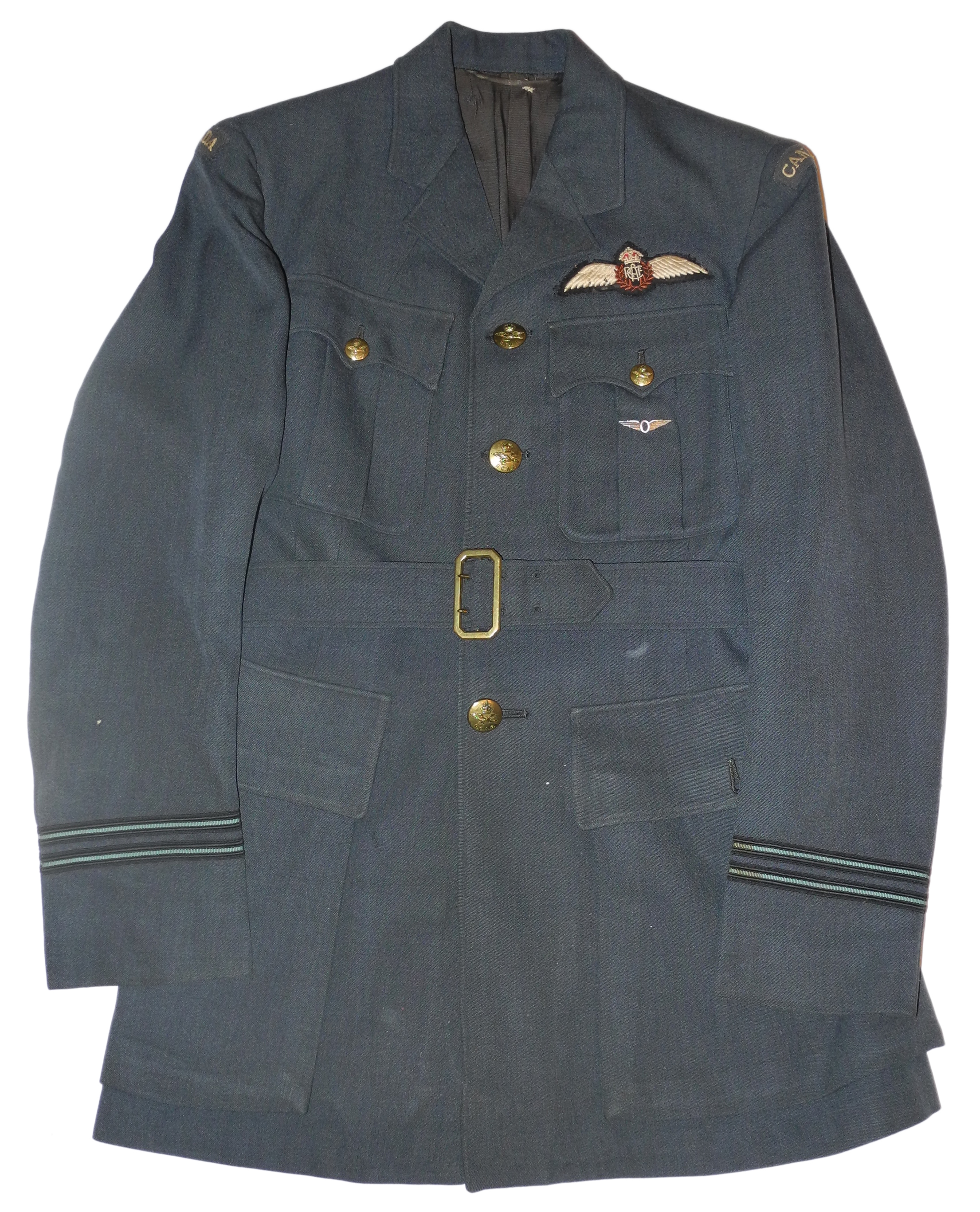 RCAF officer's tunic with Ops wing