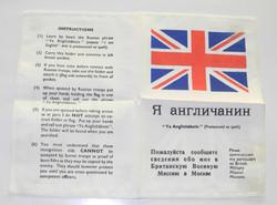 RAF bloodchit for Soviet Union