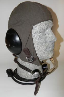 WWII Finnish fighter pilot helmet