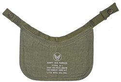 AAF Type A-1 snap on visor
