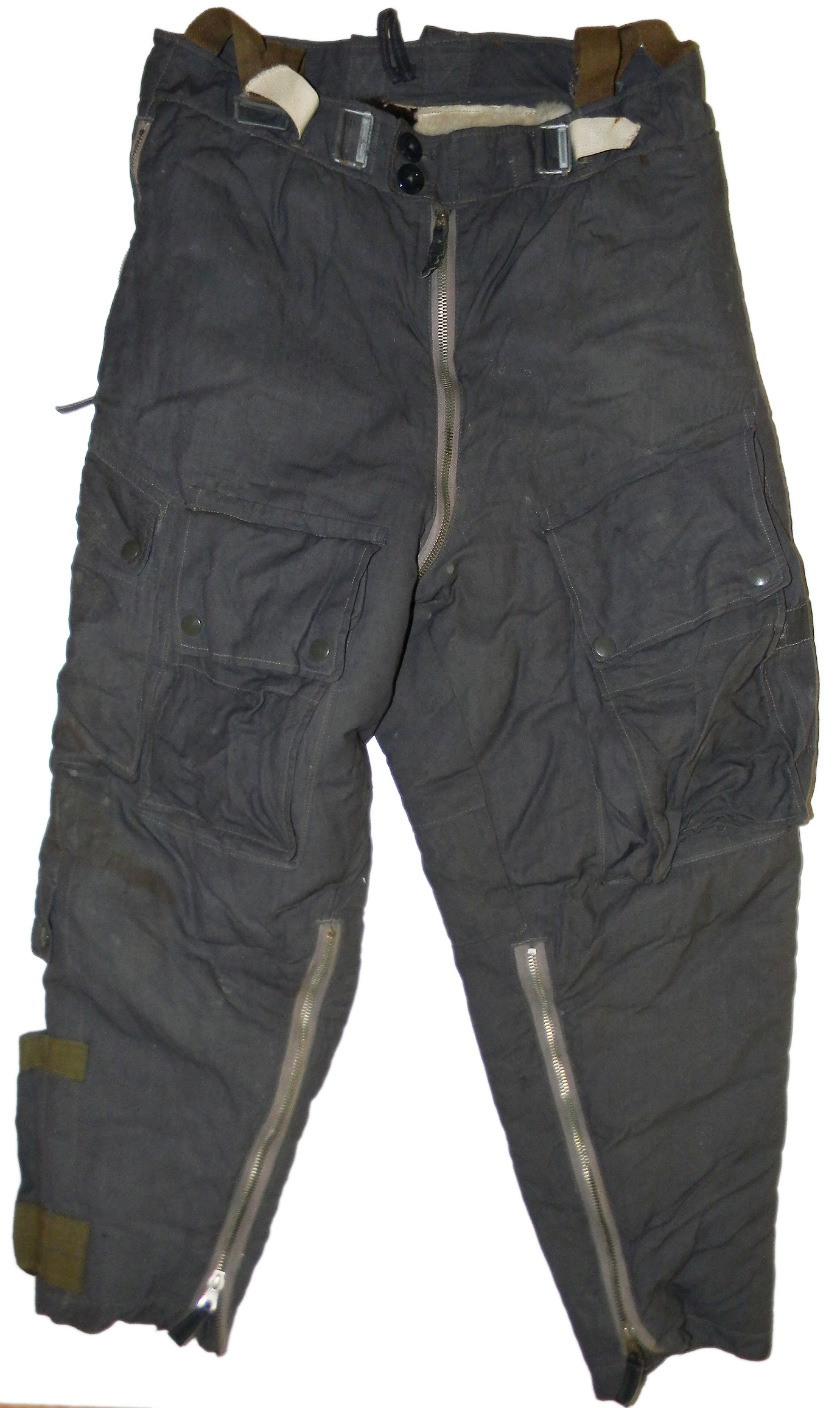 LW winter Channel pants