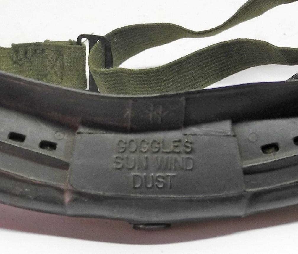 US Army gen. purpose goggles